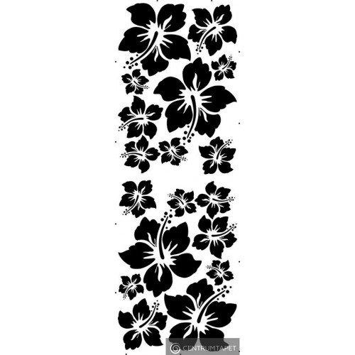 Naklejka ścienna SPN65TD Kwiaty