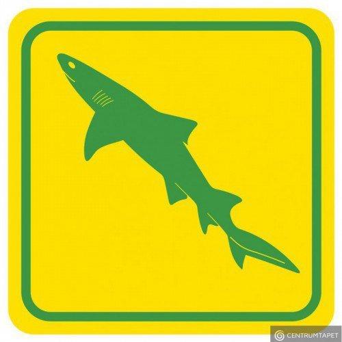 Naklejka ścienna SPN88WS Shark