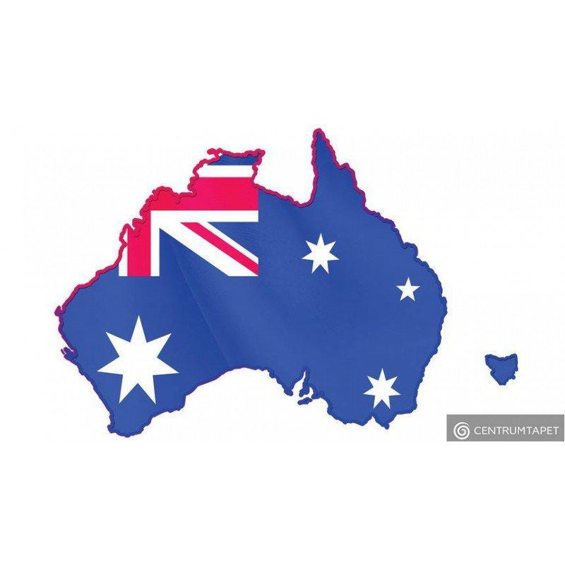 Naklejka ścienna Australia SPN104WS