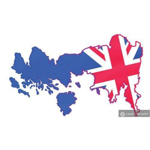 Naklejka ścienna Anglia SPN105WS