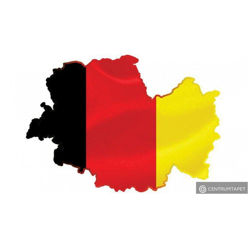 Naklejka ścienna Germany SPN107WS