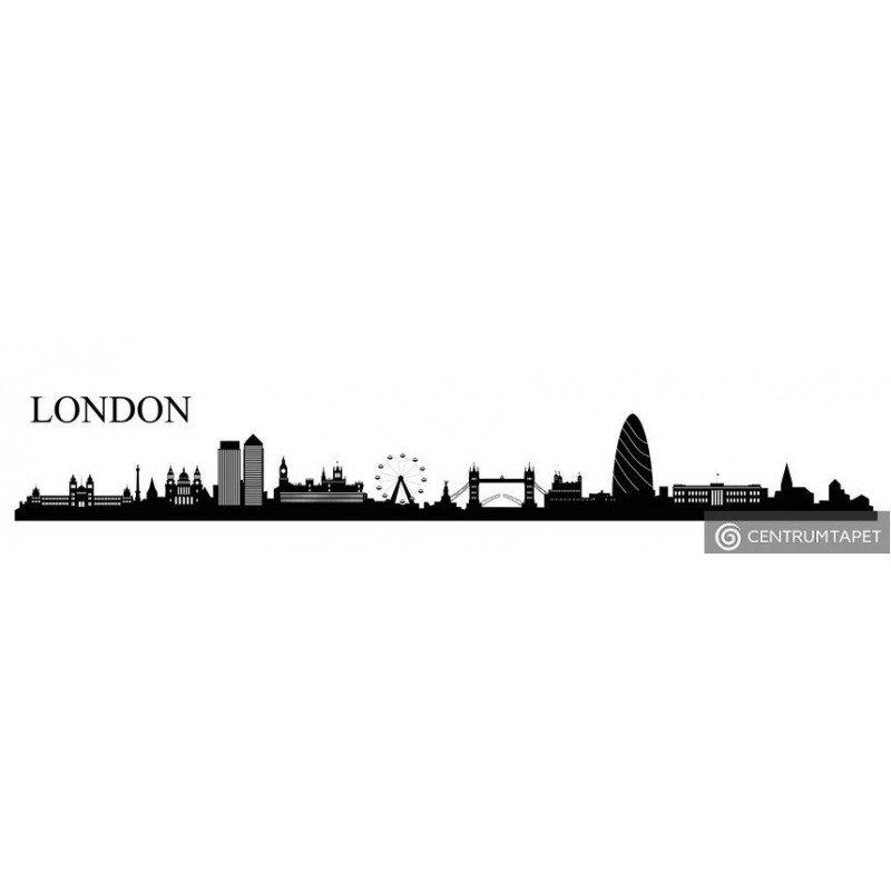 Naklejka ścienna LONDON SPA5