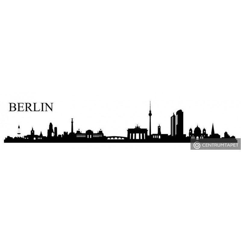 Naklejka ścienna BERLIN SPA6