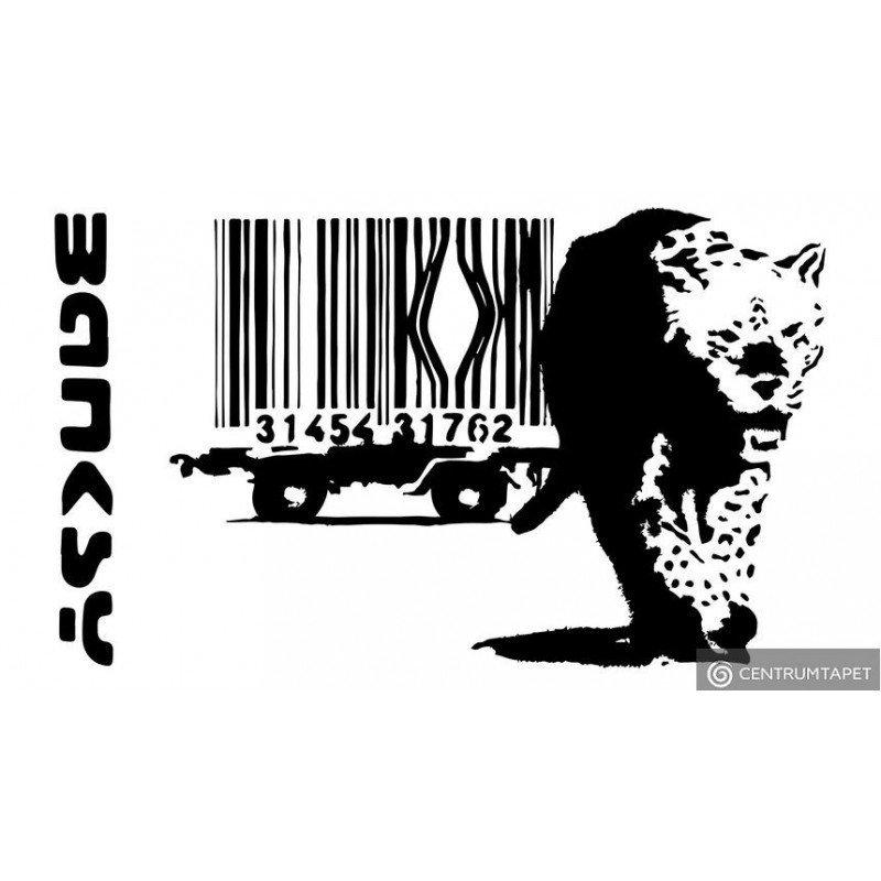 Naklejka ścienna Kreskowy Tygrys SPN195TS