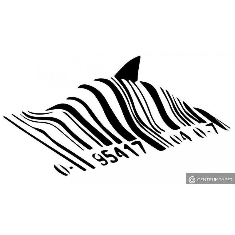 Naklejka ścienna Delfin Kreskowy SPN196TS