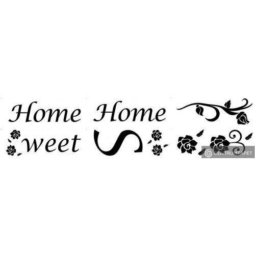 Naklejka ścienna Home Sweet Home SPN113T6