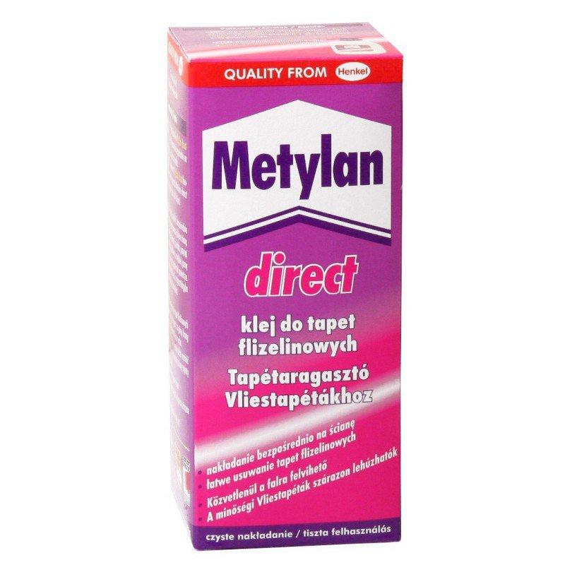 Klej do tapet flizelinowych Metylan Direct