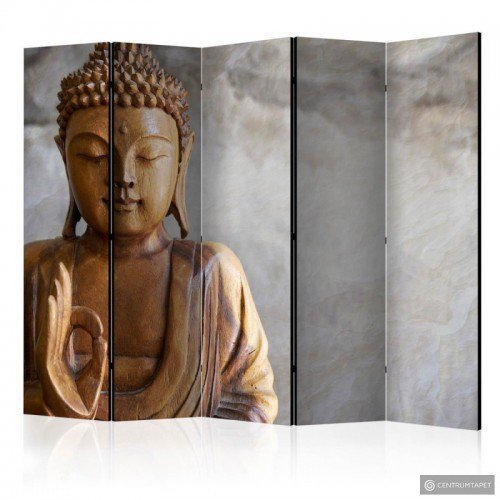 Parawan 5-częściowy - Budda...