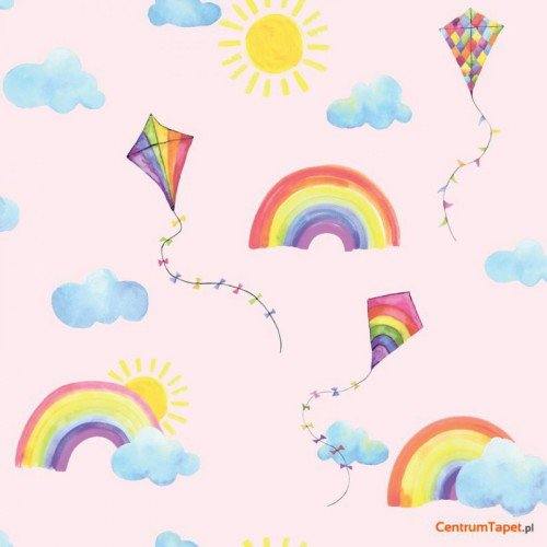 Tapeta 91021 Over the Rainbow