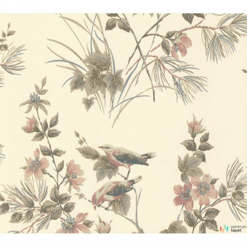Tapeta 1601-100-03 ROSEMORE 1838 Wallcoverings