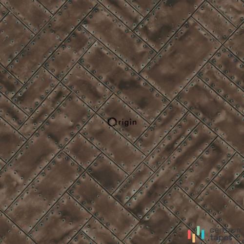 Tapeta 337239 Matières - Metal Origin