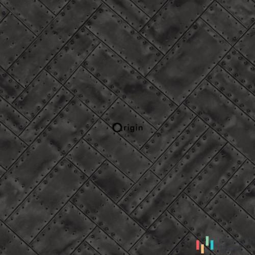 Tapeta 337240 Matières - Metal Origin