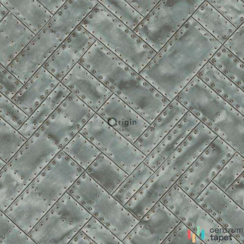 Tapeta 337242 Matières - Metal Origin