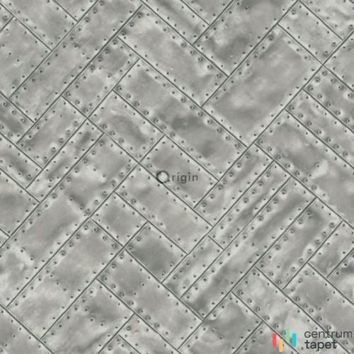 Tapeta 337243 Matières - Metal Origin