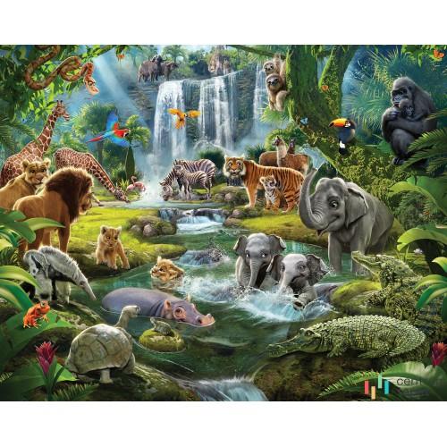 Fototapeta Jungle Adventure...