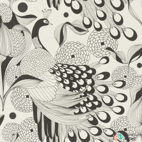 Tapeta 537529 Club Botanique Rasch Textil