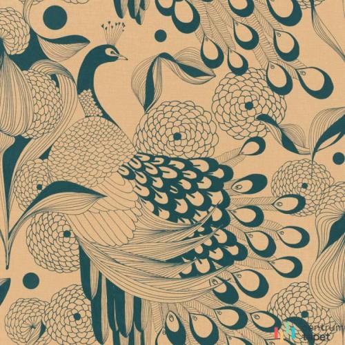 Tapeta 537536 Club Botanique Rasch Textil