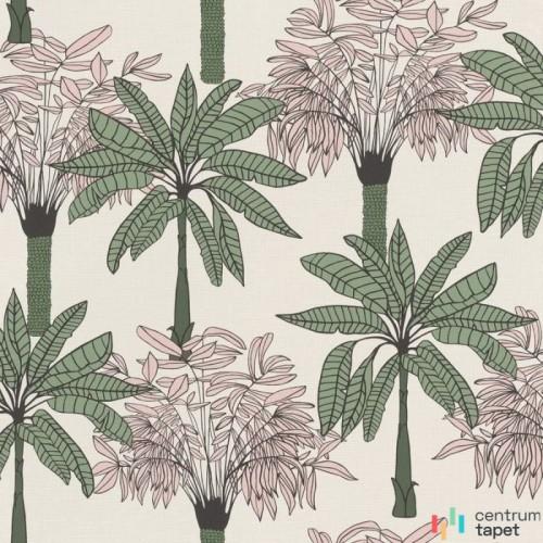 Tapeta 537819 Club Botanique Rasch Textil