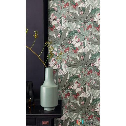 Tapeta 538915 Club Botanique Rasch Textil