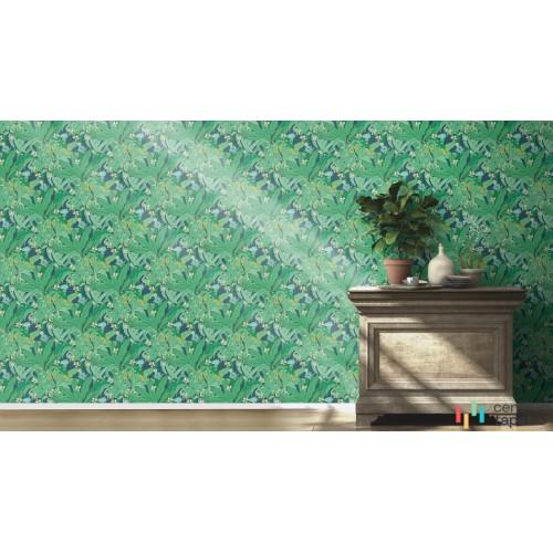 Tapeta 538922 Club Botanique Rasch Textil