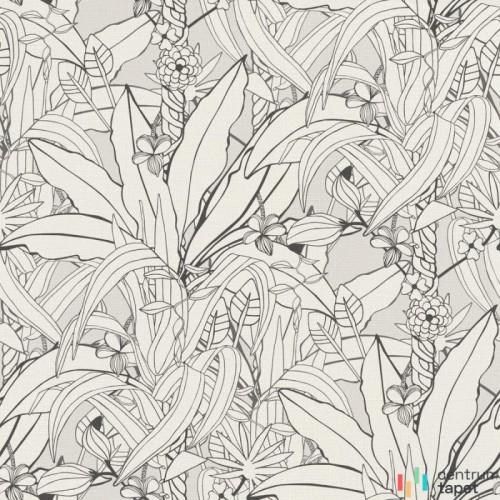 Tapeta 538946 Club Botanique Rasch Textil