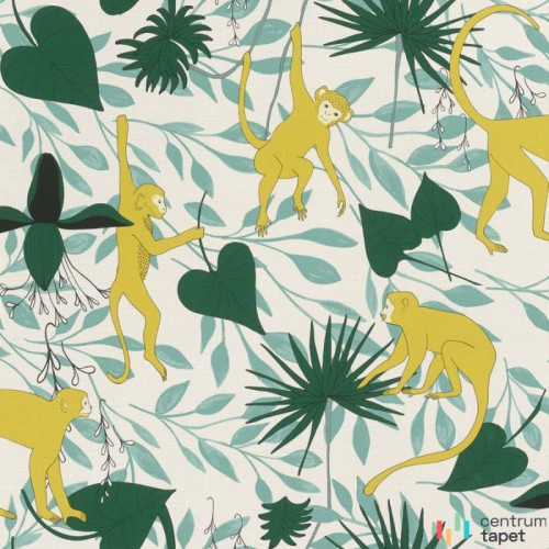 Tapeta 540130 Club Botanique Rasch Textil