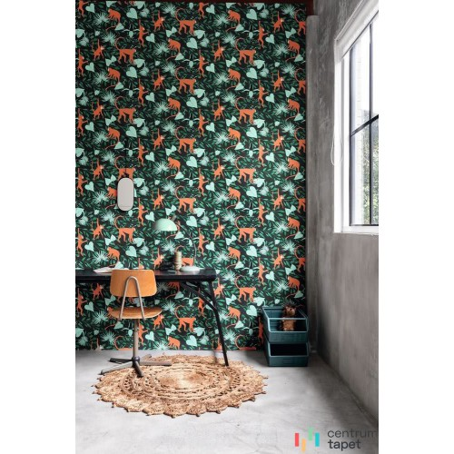 Tapeta 540147 Club Botanique Rasch Textil