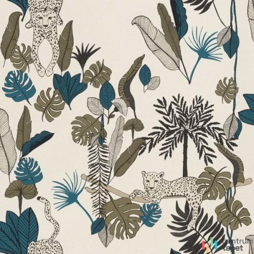 Tapeta 540345 Club Botanique Rasch Textil