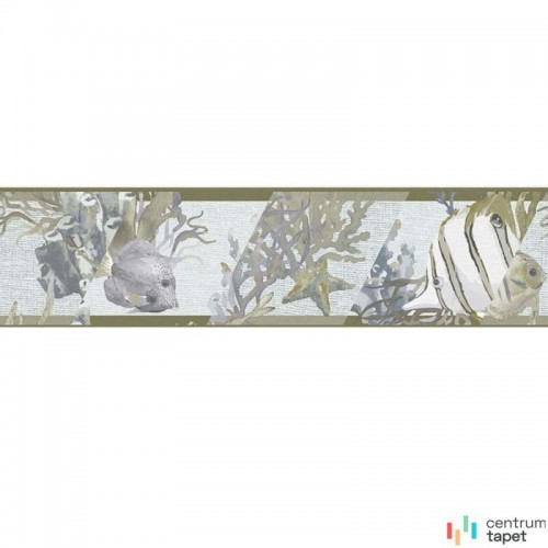 Border 1060-2 Caribbean ICH Wallpaper