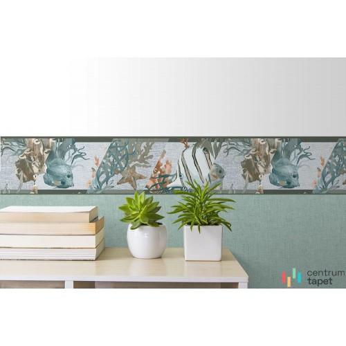 Border 1060-3 Caribbean ICH Wallpaper
