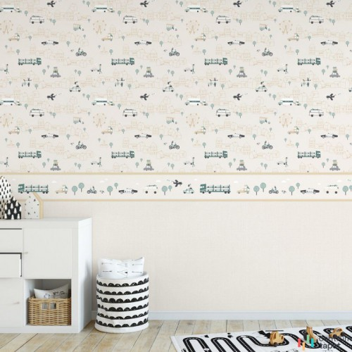 Tapeta 7010-5 Noa ICH Wallpaper