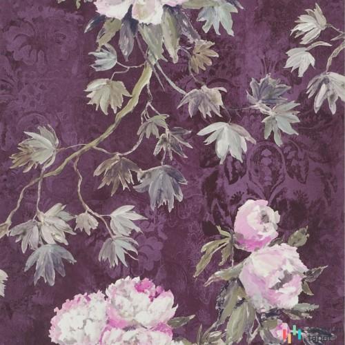 Tapeta PDG673/04 Flowers volume I Designers Guild