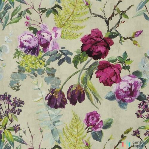 Tapeta PDG678/03 Flowers volume I Designers Guild