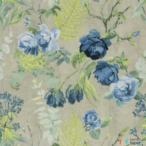 Tapeta PDG678/04 Flowers volume I Designers Guild