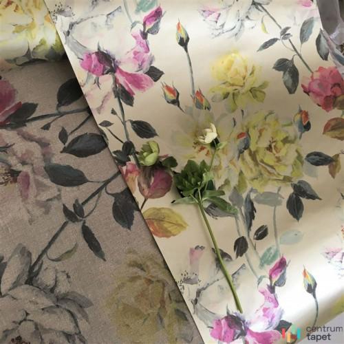 Tapeta PDG711/02 Flowers volume I Designers Guild