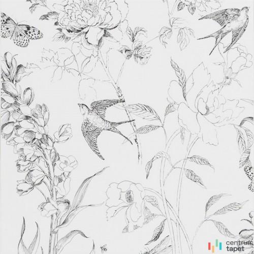 Tapeta PDG721/01 Flowers volume I Designers Guild