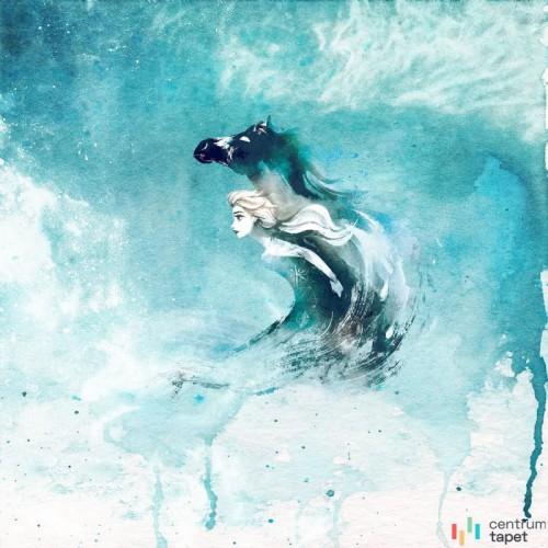 Fototapeta DX5-016 Frozen Spirit Of Wonder