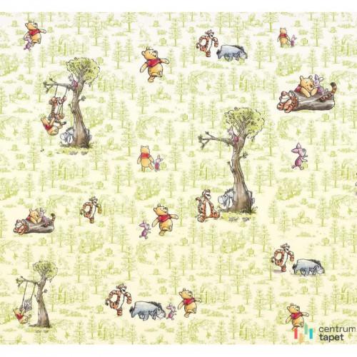 Fototapeta DX6-031 Winnie Pooh Friends