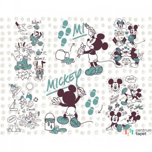 Fototapeta DX7-026 Mickey and Friends