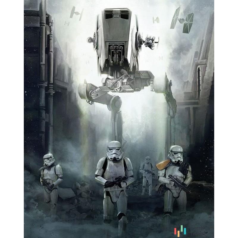 Fototapeta 001-DVD2 Star Wars Imperial Forces