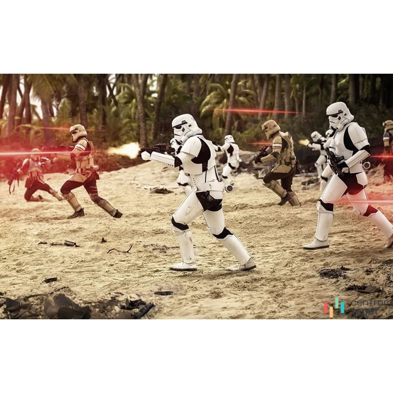 Fototapeta 011-DVD4 Star Wars Imperial Strike