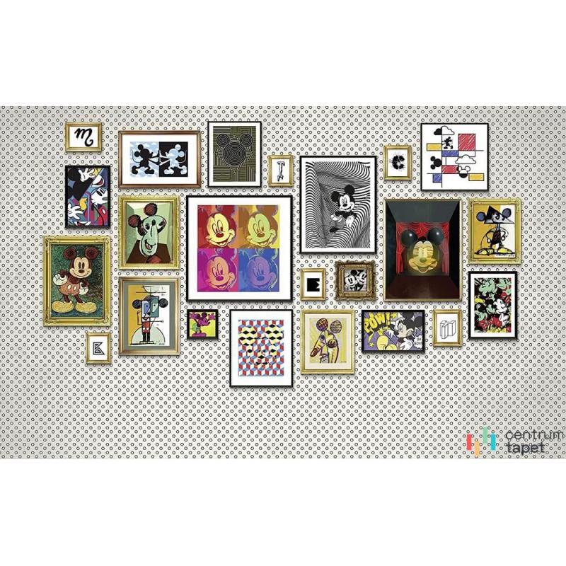 Fototapeta 025-DVD4 Mickey Art Collection
