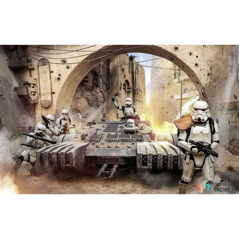 Fototapeta 027-DVD4 Star Wars Tanktrooper