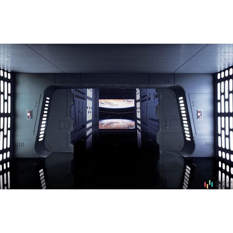 Fototapeta 029-DVD4 Star Wars Death Star Floor