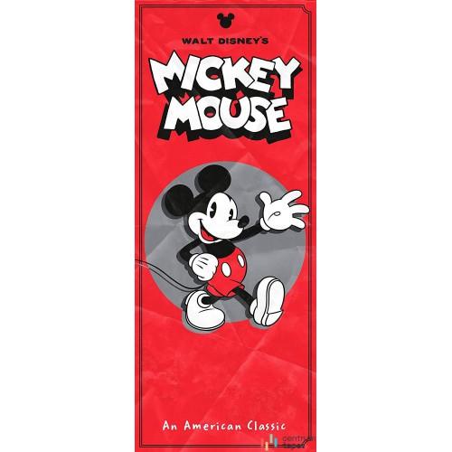 Fototapeta 052-DVD1 Mickey - American Classic