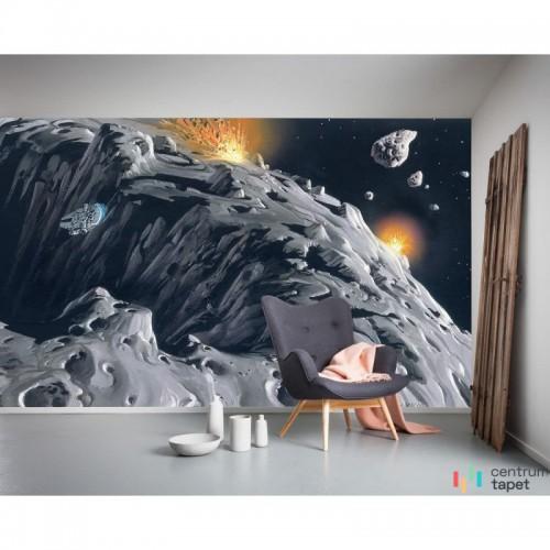Fototapeta DX10-047 Star Wars Classic RMQ Asteroid