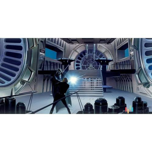 Fototapeta DX10-052 Star Wars Classic RMQ Duell Throneroom