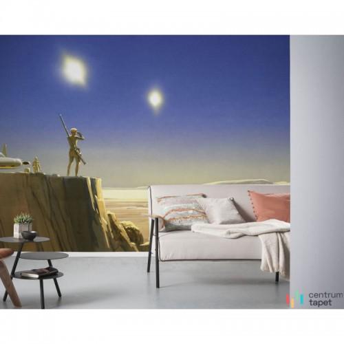 Fototapeta DX10-059 Star Wars Classic RMQ Mos Eisley Edge
