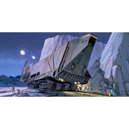 Fototapeta DX10-061 Star Wars Classic RMQ Sandcrawler