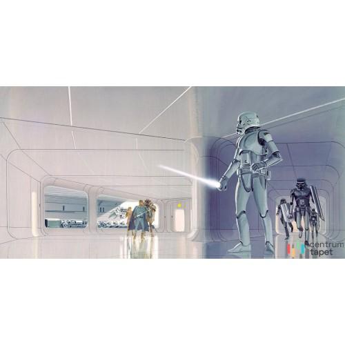 Fototapeta DX10-064 Star Wars Classic RMQ Stormtrooper Hallway